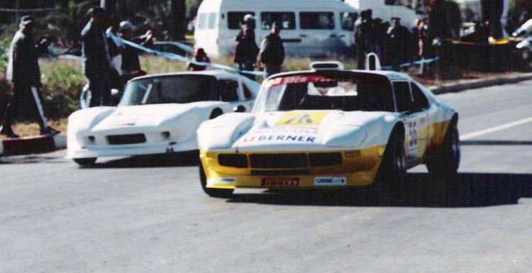 Hervé Galiana et Nicolas Ferreira côte à côte